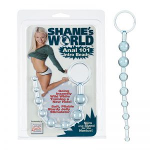 SW ANAL 101 INTRO BEADS BLEU